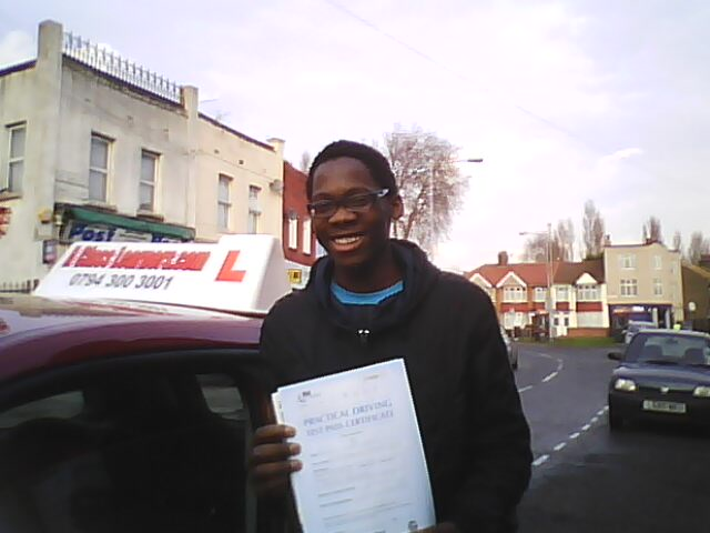 Driving Lessons Barking Review Picture 1