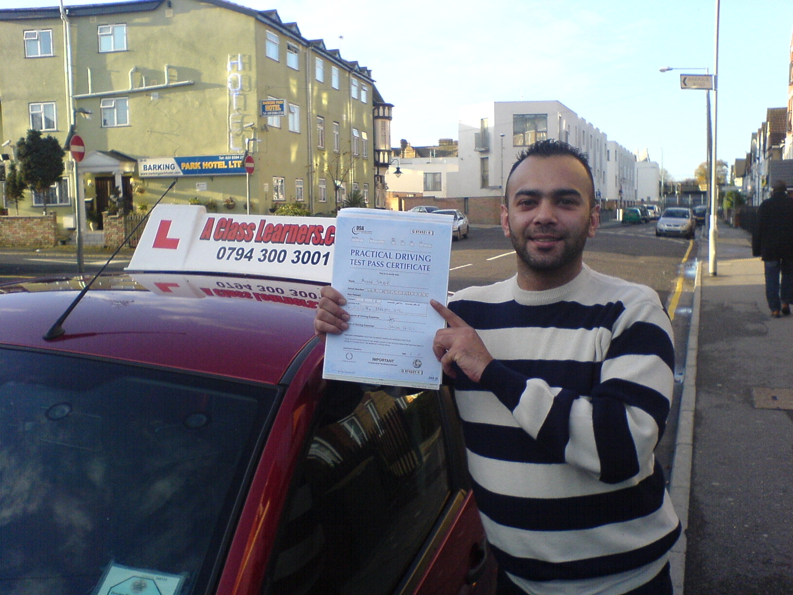 Driving Lessons Barking Review Picture 3