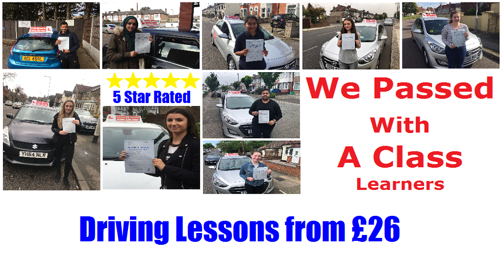 driving lessons barking picture