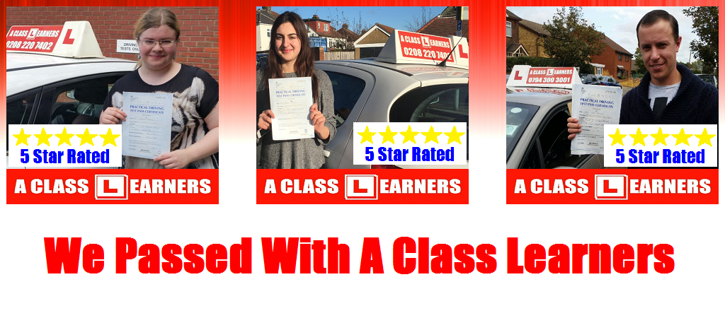 driving lessons Enfield picture