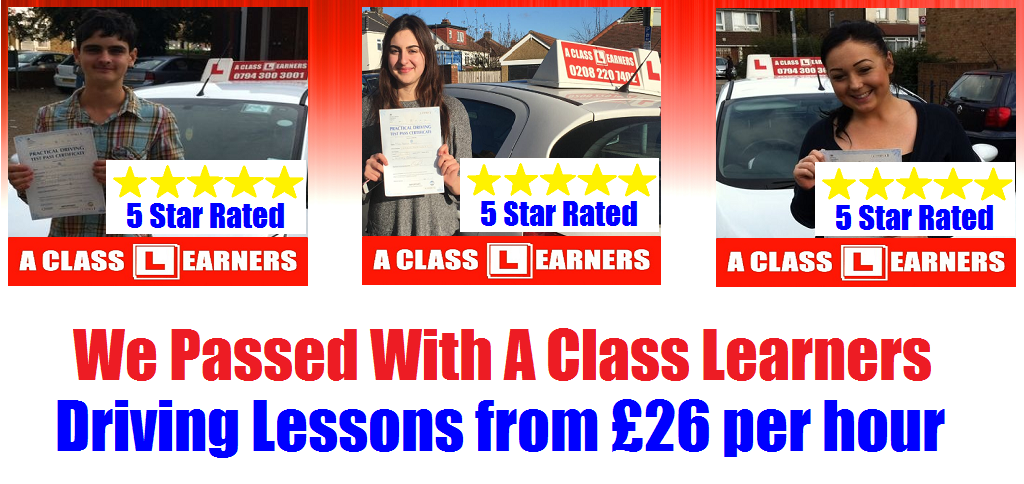 driving lessons goodmayes picture