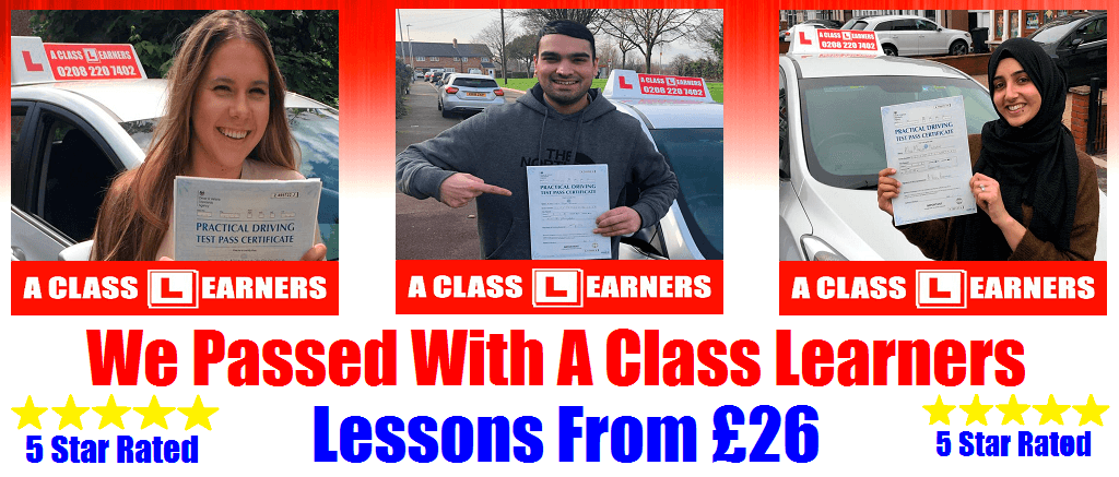 driving lessons ilford image