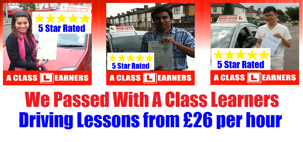 driving lessons manor park picture