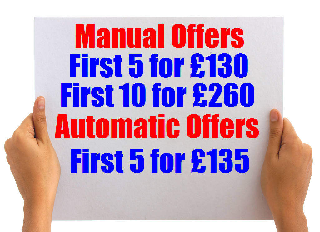 driving lessons Romford special offer picture