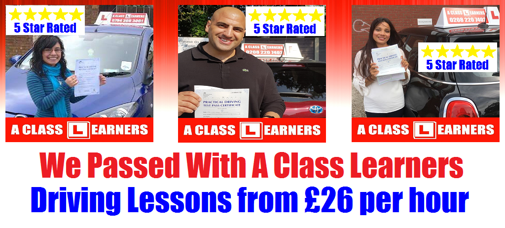 driving lessons wanstead picture