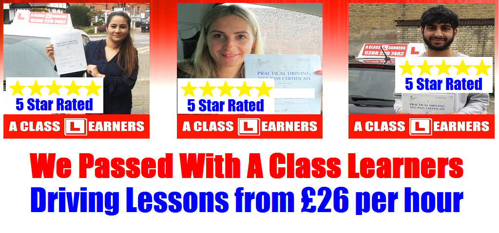 driving lessons woodford picture