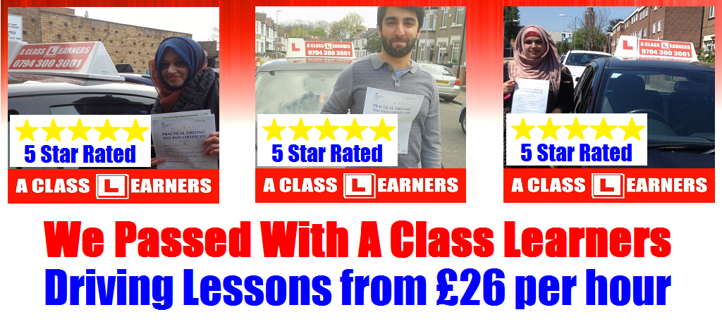 driving school redbridge image