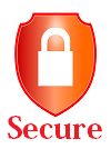 secure website badge